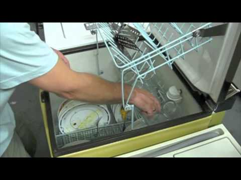 Kitchen Aid Dish Washer Pasta Attachment Loading The Vintage Kitchenaid Portable Dishwasher And A ...