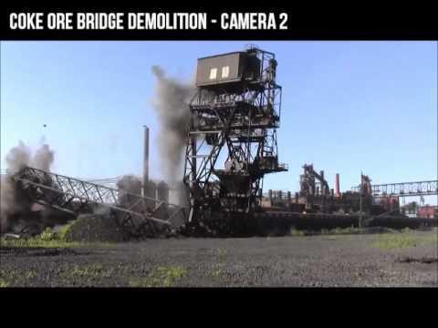 Coke Ore Bridge Demo