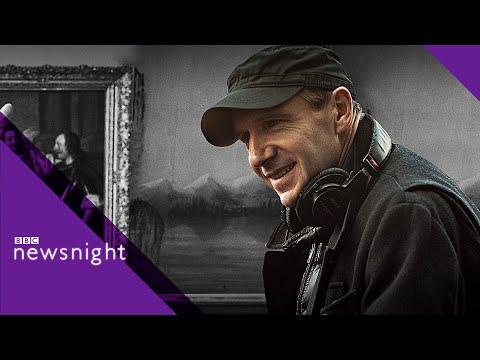 Ralph Fiennes on diversity, Europe and his fondness for Voldemort – BBC Newsnight