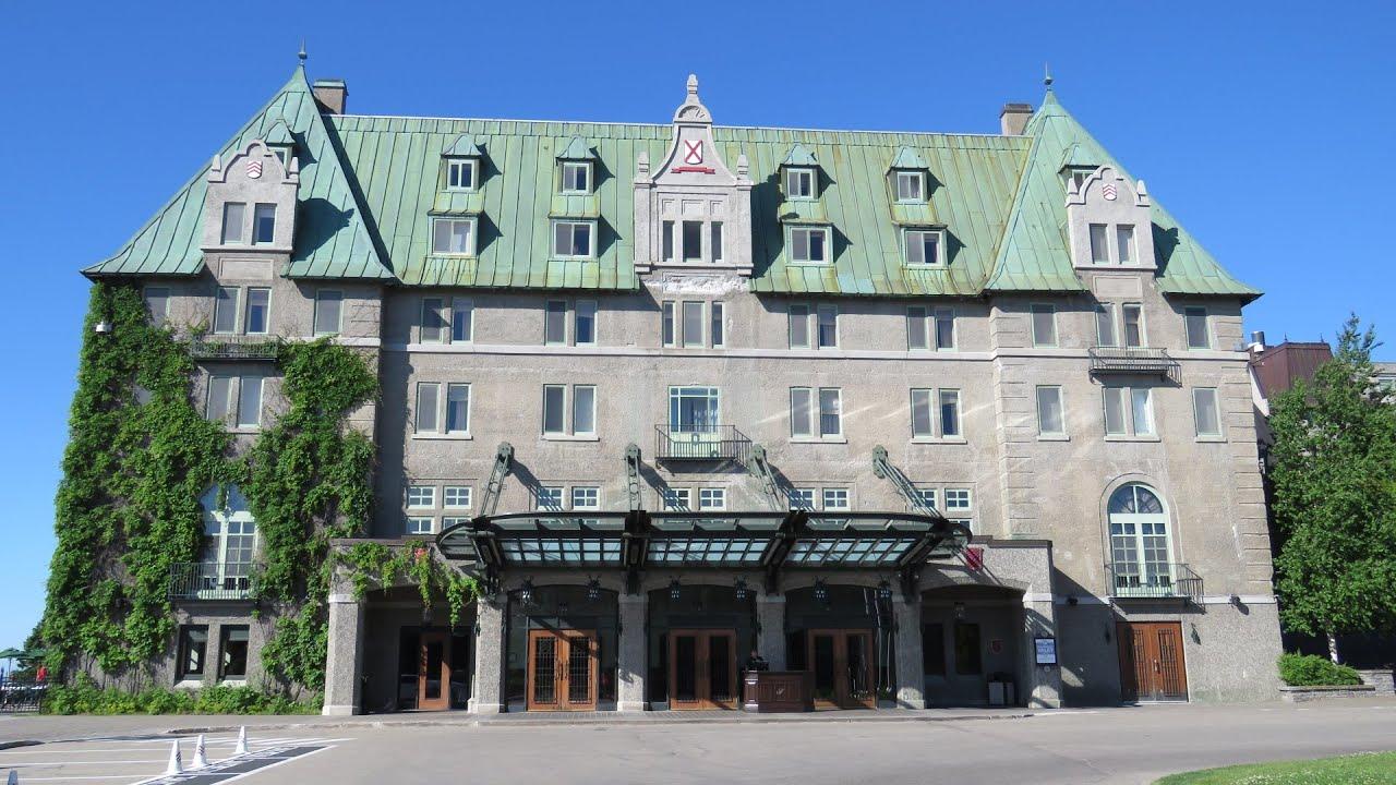 Hotel Le Manoir Quebec