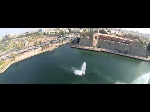 Some Aerial shots at Tripoli Libya