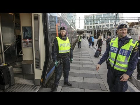 Scandal in Sweden: police 'covered up migrant sex assaults'