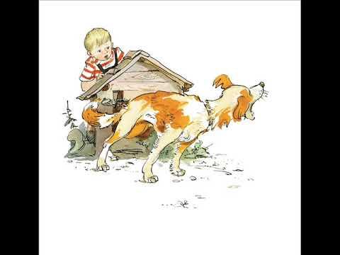 """Про Вовку и собаку Малютку, Барто Агния (стихотворение из сборника """"Вовка добрая душа"""")"""