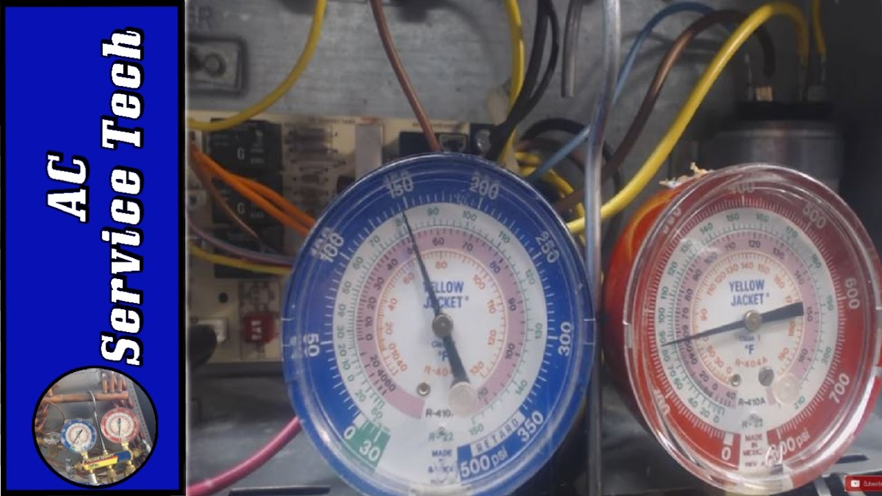 Heat Pump Troubleshooting Testing Defrost Board To Force Youtube Freezer Compressor Wiring Diagram