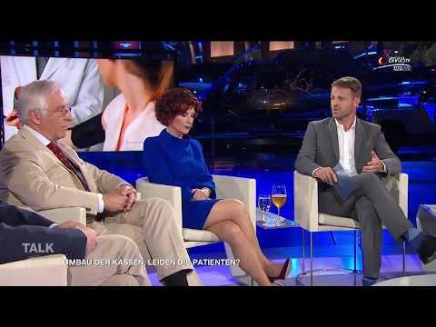 Talk im Hangar-7 - Umbau der Kassen: Leiden die Patienten?