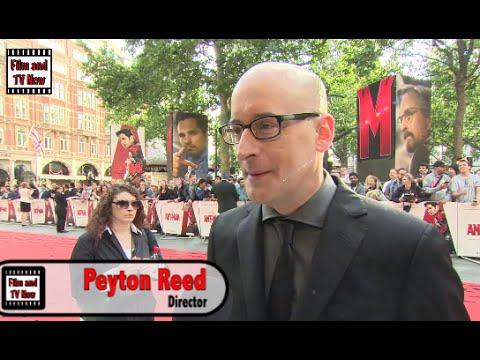 Peyton Reed Ant-Man European Premiere