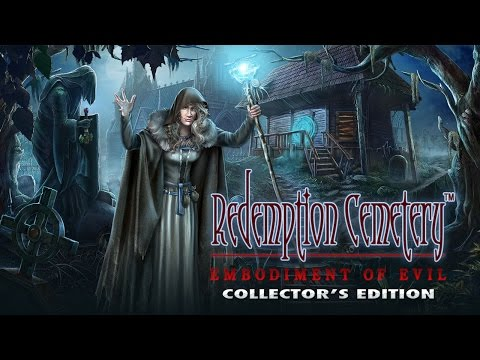 NEW HIDDEN OBJECT GAME! Redemption Cemetery: Embodiment of Evil Collectors Edition 2017