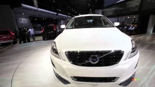 Volvo XC60 Plug-in Hybrid Concept 2012 Videos