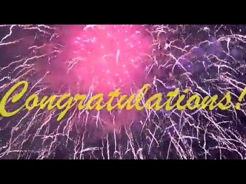 congratulations and celebrations song