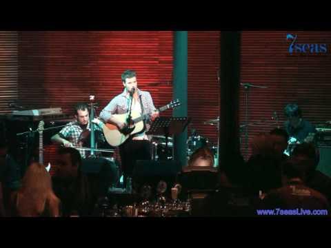 Jamie Scott - Runaway Train - at the 7 Seas Live Music Bar Limassol Cyprus