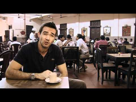 Indian Coffee House, Kolkata - BBC report by Howard Johnson