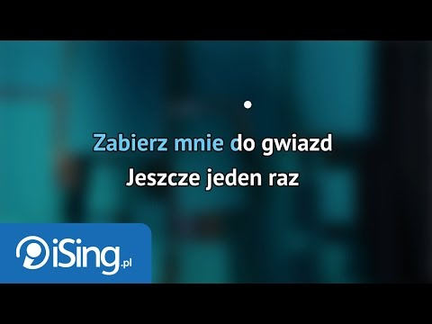 Grzegorz Hyży - O Pani! (karaoke iSing)