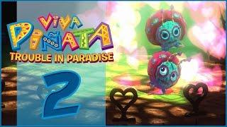 Viva Pinata: Trouble In Paradise!    The Romance Dance!! - Episode #2