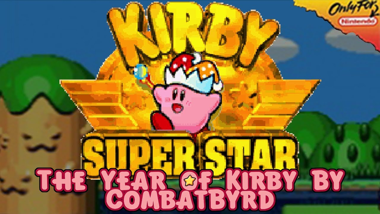☺Year of Kirby: Kirby Super Star☻