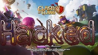 Clash Of Clans Hacked 100% Unlimited Free Gems 2017