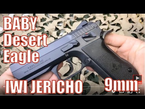 IWI Jericho 941 9mm Steel Frame Semi Auto Pistol - Good Buy Or Is There A Better Alternative