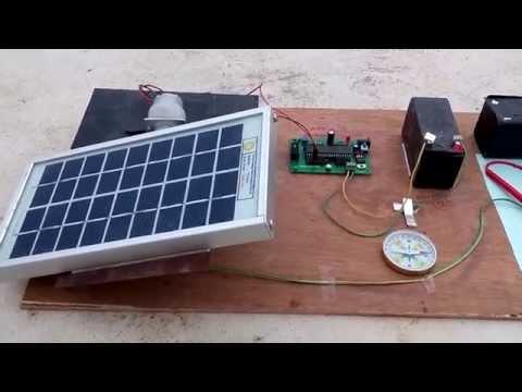 increasing-efficiency-of-solar-panel-?---experiment
