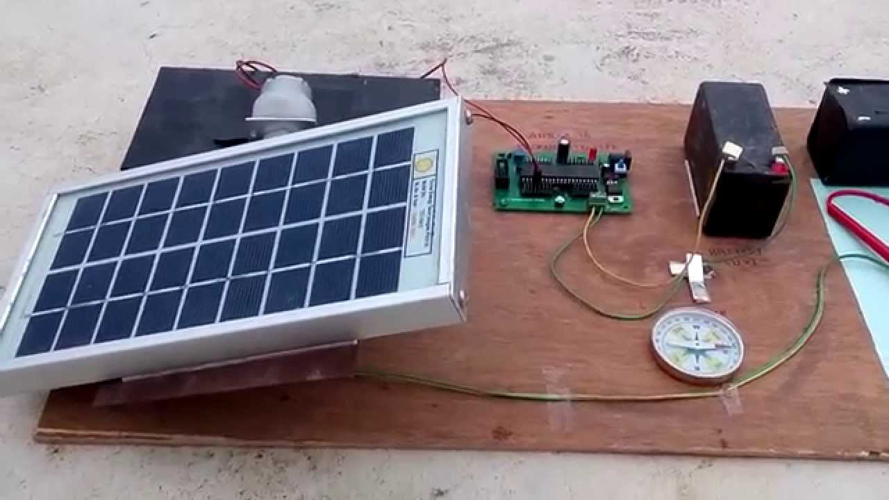 Increasing efficiency of solar panel experiment youtube for Solar energy projects for kids
