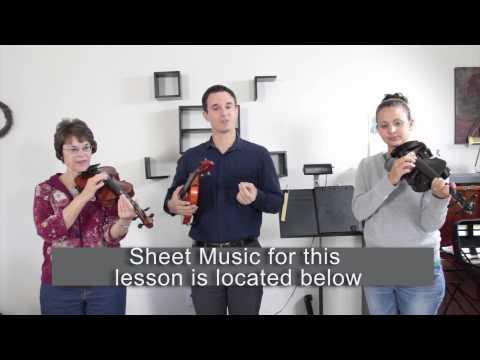Adult Beginner Lesson 1