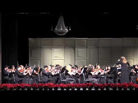 Tomball High School Orchestra   Christmas 2016