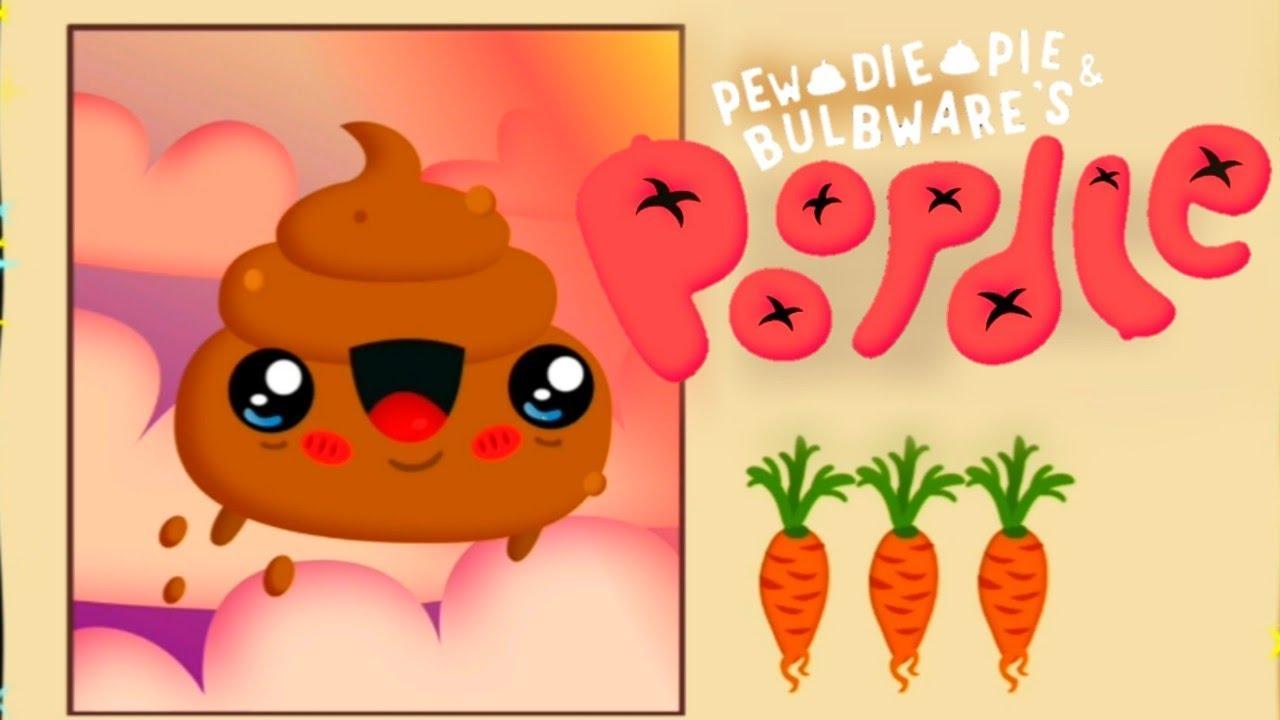 POOPDIE - PewDiePie and Bulbware's Dungeon Crawler - Gameplay - Walkthrough 2 [Android - iOS]