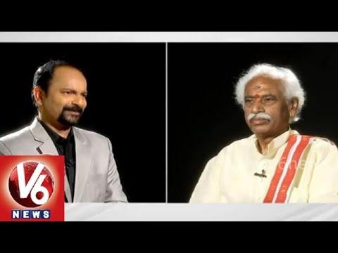 Exclusive interview with Telangana BJP MP Bandaru Dattatreya - V6 Innerview