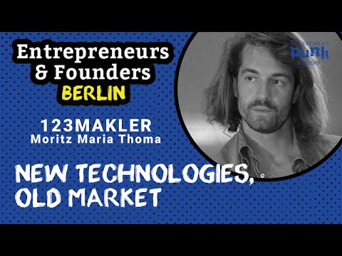 123makler: New Technologies, Old Market - Entrepreneurs and Founders Berlin