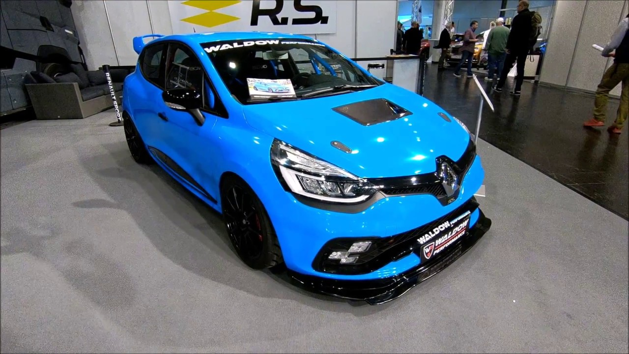 renault clio r s trophy wp 250 rs racing car by waldow new model walkaround youtube