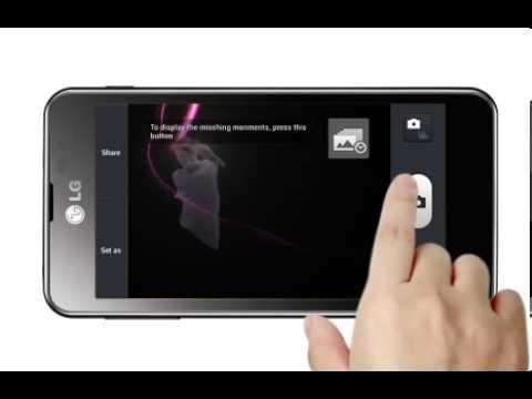 LG Optimus F5: Time Catch Shot