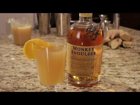 Hot Toddy - The Morgenthaler Method