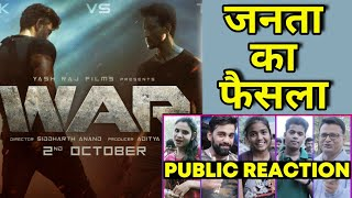 War Teaser Public Reaction, Fans Reaction On Twitter, Hrithik Roshan, Tiger Shroff, Vani Kapoor