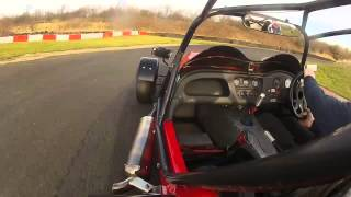 First track test quaife sequential gearbox
