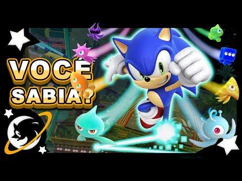 [VOCÊ SABIA] Sonic Colors- Planet Wisp inspirado no Little Planet de Sonic CD?