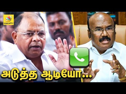 DNA சோதனைக்கு BLOOD Sample கொடு : Vetrivel Challenges Minister Jayakumar | Latest News
