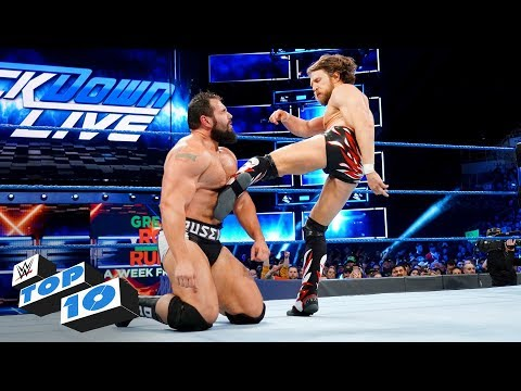 Top 10 SmackDown LIVE moments: WWE Top 10, April 17, 2018