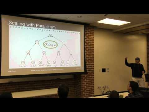 Advanced Univ of SF Seminar Series 02-04-2016 Chris Fregly Spark Recommendations & Machine Learning