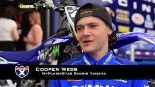 Exclusive: Cooper Webb