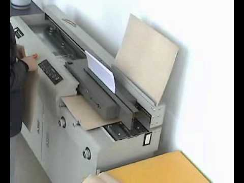 Video for Glue Binding Machine 33Z