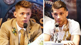 Charlie Edwards vs Angel Moreno | Eddie Hearn FULL PRESS CONFERENCE