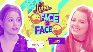 Ana & Jim Face to Face | Soy Luna