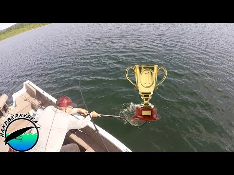 1st Place Win On Twin Lake