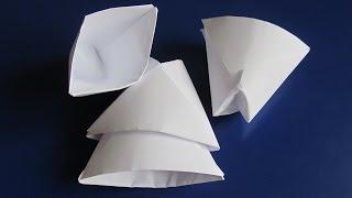 Бумажный СТАКАНЧИК - ОРИГАМИ Своими Руками. Видео(ПОДАРОК моим зрителям ЗДЕСЬ: https://clck.ru/9ShzR Оригинальный стаканчик - оригами. Не смотря, что он сделан из..., 2015-03-18T16:32:40.000Z)