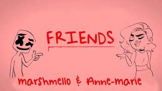 Marshmello Anne-Marie FRIENDS Instrumental.mp3