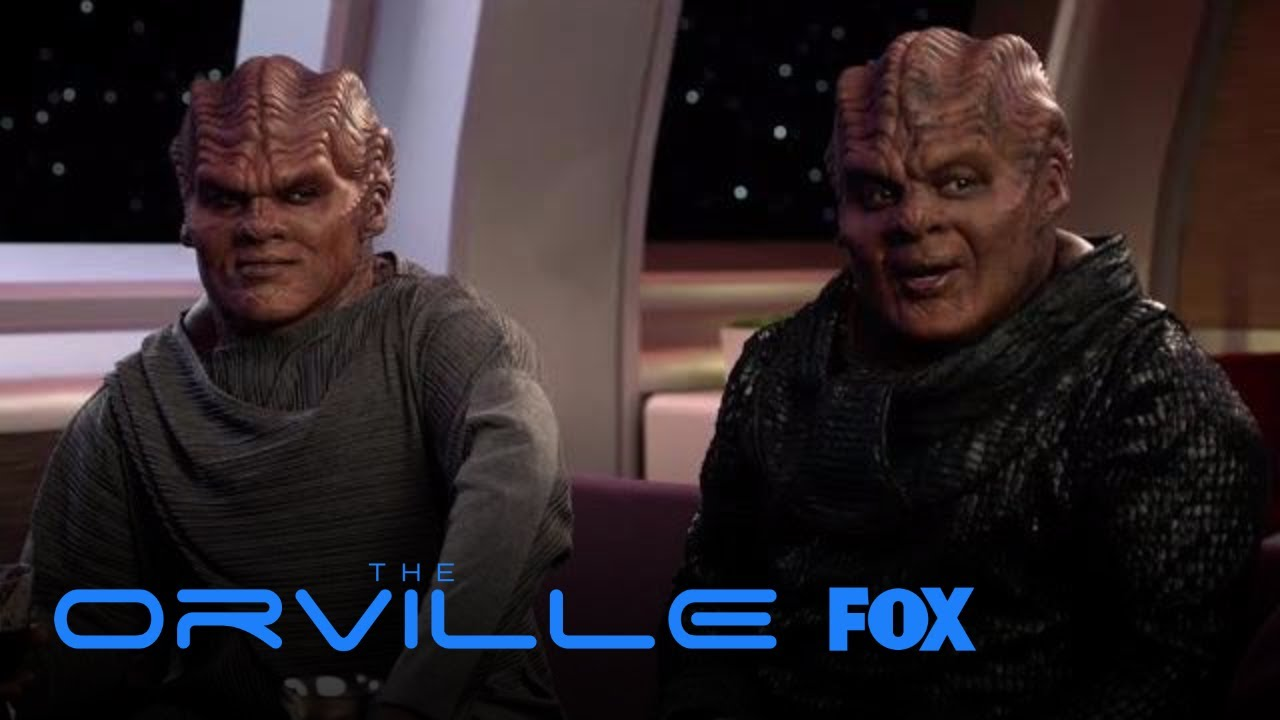 The Orville Bs.To