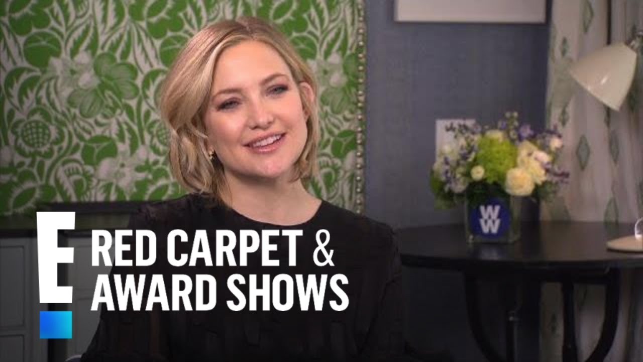 Kate Hudson Says Oprah Winfrey Is