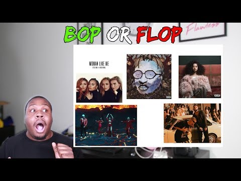 BOP OR FLOP | LITTLE MIX, QUAVO, ELLA MAI, BAD BUNNY, DJ SNAKE