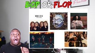 BOP OR FLOP   LITTLE MIX, QUAVO, ELLA MAI, BAD BUNNY, DJ SNAKE