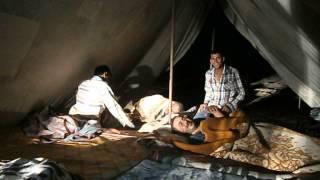 قناة السويس الجديدة :فيديو حصرى لمخيمات العمال ليلا