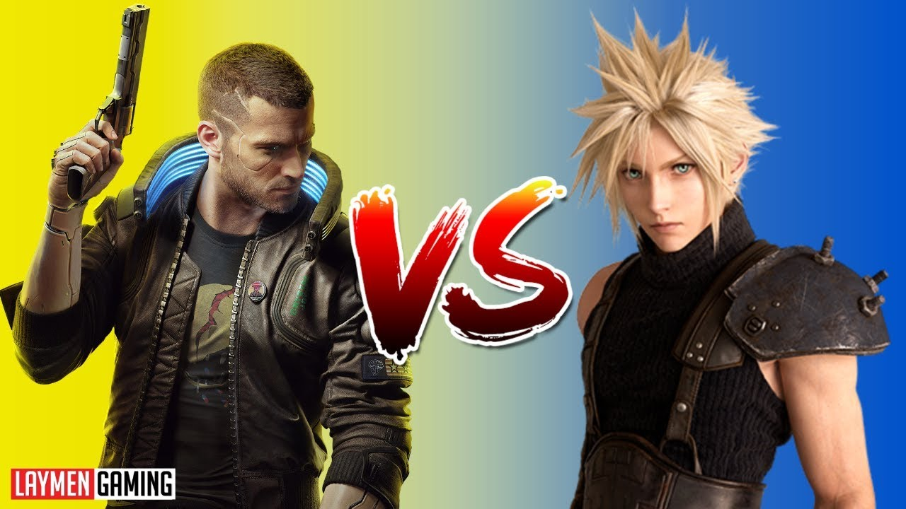 FFVII Remake Delay Puts It Up Against Cyberpunk 2077 - GAMER'S SOPHIE'S CHOICE thumbnail