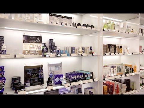 LG Display OLEDs for Retail Lighting